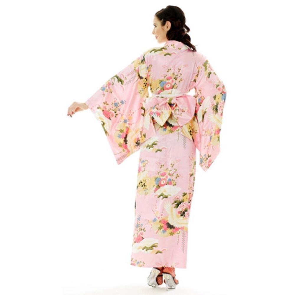 Kjole Japansk Kjoler Japansk Kimono Kimono rnwxnRqt
