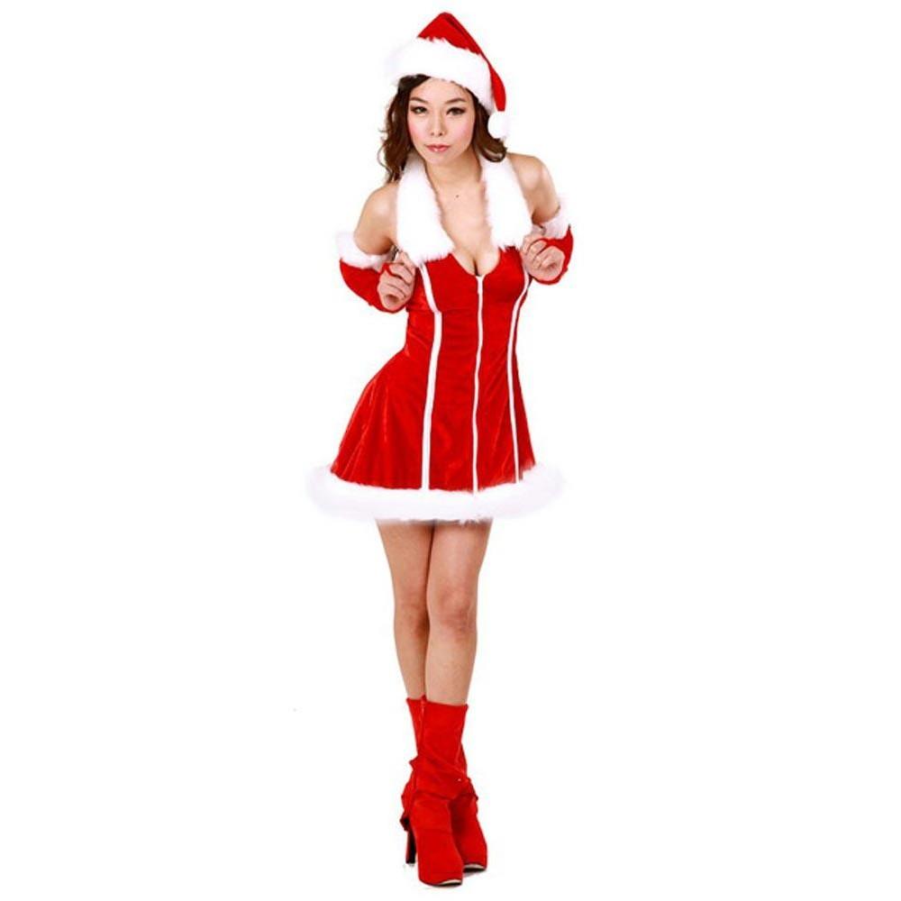 5cc2c516d Jule Kjole Kostume