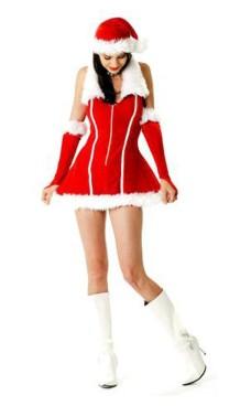 Jule Pige Kostume Julekjoler