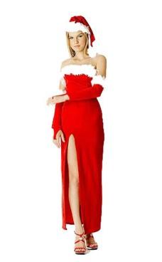 Mrs Santa Dress Christmas Dresses