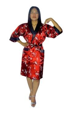 Silke Morgenkåbe Unisex Kimonoer