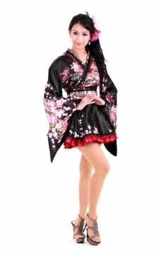 To Tonet Japanske Kimono Kimono Kjoler