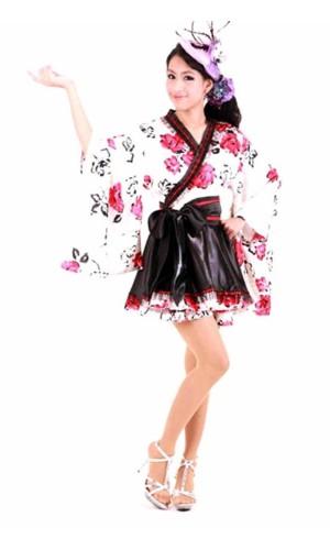 Udsøgt Stil Kimono Kimono Kjoler