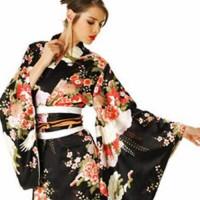 Kimono Kjoler