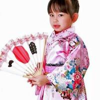 Kimono Børnekjoler